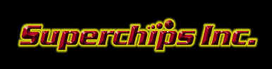 Superchips opening title